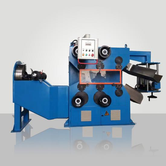 Horizontal Lead Stripper machine